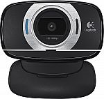 Logitech C615 HD Webcam $60, C270 $28