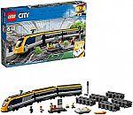 LEGO City Passenger Train 60197 (677 Pieces) $133