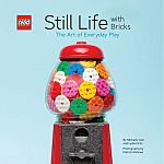 LEGO Still Life with Bricks: The Art of Everyday Play (Hardcover Book) $3.19