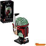 LEGO Star Wars Boba Fett Helmet 75277 Building Set, New 2020 (625 Pieces) $54