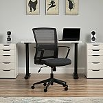 Essentials by OFM ESS-3030 Swivel Mesh Back Task Chair with Arms $51.33 (Org $229) & More + Free Shipping