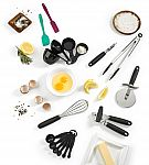 Cuisinart 17pc Cooking and Baking Gadget Set CTG-00-17CB $19.99