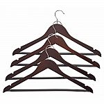 30-Pack Muscle Rack Cherry Wooden Hanger $14.93 (Org $30)