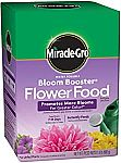 Miracle-Gro Bloom Booster 1.5 lb. Water Soluble Flower Food $3