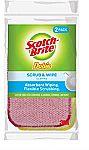 2-ct Scotch-Brite Dobie Scrub & Wipe Cloth $1.75