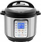 Instant Pot - Smart Wifi 6 Quart Multi-Use Pressure Cooker $79.99 (orig. $149.99)
