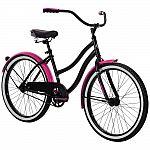 "Huffy 24"" Cranbrook Girls Cruiser Bike $98"