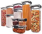 20-Piece Rubbermaid Brilliance Pantry Organization & Food Storage Containers w/ Airtight Lids $38
