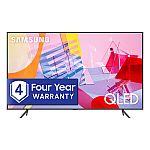 "Samsung 82"" Q6DT-Series 4K UHD Smart QLED TV (2020 Model) $1598"