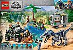 LEGO Jurassic World Baryonyx Face-Off: The Treasure Hunt 75935 $36 (Org $40)