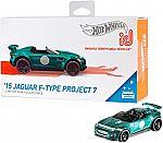 Hot Wheels id '15 Jaguar F-Type Project 7 $2.93