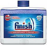 8.45-Oz Finish Dual Action Dishwasher Cleaner $3.20
