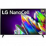 "LG 75NANO97UNA 75"" 8K Smart UHD NanoCell TV w/ AI ThinQ (2020) $2599"