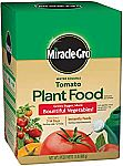 1.5-LB Miracle-Gro Water Soluble Tomato Plant Food $4.65
