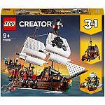 LEGO Creator: Pirate Ship (31109) $80