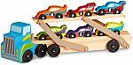 Melissa & Doug - Mega Race-Car Carrier $15, Watering Can $6.50 & More