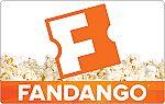 $25 Fandango eGift Card $20