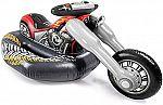 Intex Cruiser Motorcycle Ride-On Pool Toy $11.10