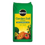 Miracle-Gro All Purpose for In-Ground Use 2-cu ft Garden Soil $5 (in-store only)