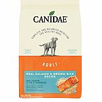 7-Lb Canidae Dry Dog Food (various flavors) Free