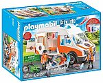 Playmobil Ambulance with Flashing Lights $26.99