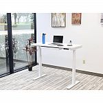 Motionwise Electric Height Adjustable Standing Desk $330