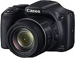 Canon PowerShot SX530 Digital Camera w/ 50X Optical Zoom $199