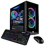 iBUYPOWER Pro 9300 Desktop (AMD Ryzen 3 3100, AMD Radeon RX 550 2GB, 8GB, 240GB SSD) $584.99
