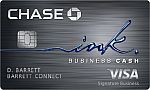Ink Business Cash<sup>sm</sup> Credit Card - Earn $500 Bonus Cash Back + No Annual Fee