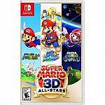 Super Mario 3D All-Stars - Nintendo Switch $59.99