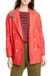 Nordstrom Rack - Up to 90% Off Clearance: ALEX MILL Oxford Blazer $24 & More