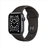 Apple Watch Series 6 (GPS + Cellular 44mm) $499
