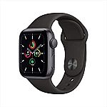 Apple Watch SE (GPS 44mm) $299.99