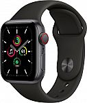 Apple Watch SE (GPS + Cellular 44mm) $339