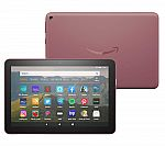 "32GB Amazon ALL-NEW Fire 8"" Tablet w/ Software & Case Voucher $60 & More"