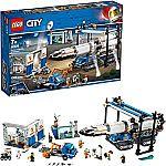 LEGO City Rocket Assembly & Transport 60229 Building Kit (1055 Pieces) $108.40