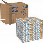 48 Boxes Kleenex Professional Facial Tissue $58.05