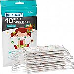 10-Count Dr. Talbot's Disposable Kid's Face Mask $10