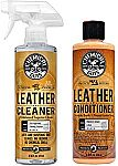 Chemical Guys Leather Cleaner (16 oz) and Leather Conditioner $16.50 & More