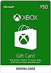 10% Off Xbox Gift Card [Digital Code]