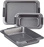 3-Piece Anolon Advanced Nonstick Bakeware Set with Grips $24.50