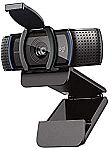 Logitech C920S HD Pro Webcam with Privacy Shutter $69.99