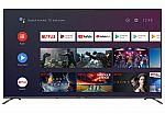 "Sceptre A658CV-U 65"" 4K UHD HDR Android Smart LED TV $398"