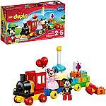 LEGO DUPLO Disney Mickey Mouse Clubhouse Mickey & Minnie Birthday Parade 10597 Disney Toy (24 Pieces) $17.60