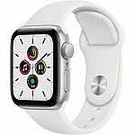 Apple Watch SE (GPS, 40mm) $269, (GPS 44mm) $299