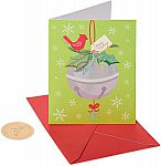 20-Count Papyrus Christmas Cards $3.05 & More
