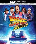 Back to the Future Trilogy Pre-Order (4K Ultra HD + Blu-ray + Digital) $9.99  + Free Shipping