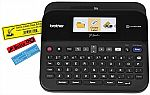 Brother P-Touch PTD600 PC-Connectable Label Maker $20