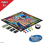 Monopoly Speed Board Game $10