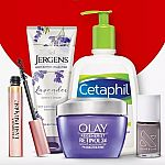 Target - 50% Off 14 Days Beauty Deals + $10 Gift with $30 Beauty Purchase